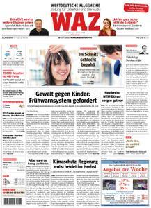 WAZ Westdeutsche Allgemeine Zeitung Oberhausen-Sterkrade - 30. Mai 2019