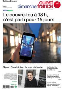 Ouest-France Édition France – 17 janvier 2021