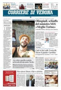 Corriere di Verona - 26 Giugno 2018