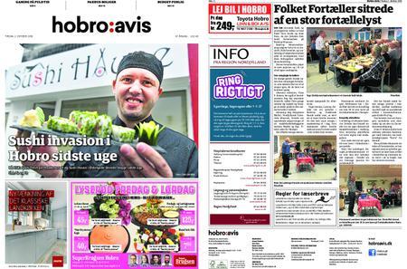 Hobro Avis – 02. oktober 2018
