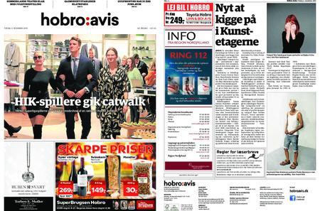 Hobro Avis – 05. november 2019