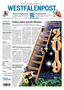 Westfalenpost Wetter - 31. Dezember 2018