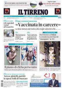 Il Tirreno Livorno - 15 Aprile 2021
