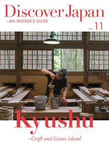 Discover Japan - An Insider's Guide - February 2017