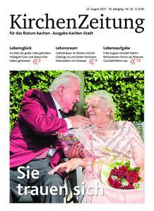 KirchenZeitung für das Bistum Aachen – 22. August 2021