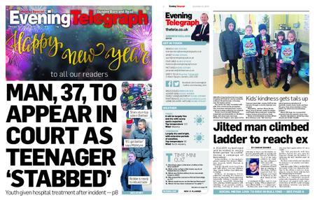 Evening Telegraph First Edition – December 31, 2018