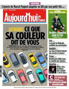 Aujourd'hui en France du Jeudi 7 Mars 2019