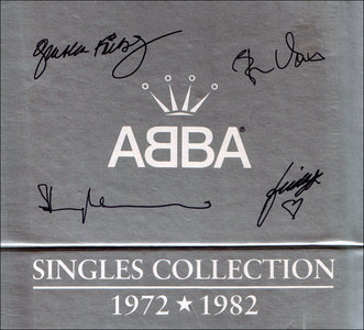 ABBA - Singles Collection: 1972-1982 (1999) [27 CDS Box Set] Re-UploaD