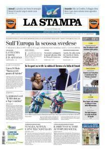 La Stampa Imperia e Sanremo - 10 Settembre 2018