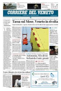 Corriere del Veneto Vicenza e Bassano – 09 maggio 2019