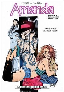 Amanda - II Serie - Volume 9 - La Cacciatrice Di Taglie