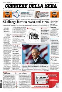 Corriere della Sera – 14 novembre 2020