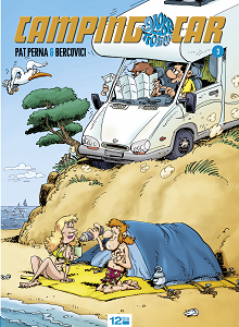 Camping-Car Globe Trotteur - Tome 3