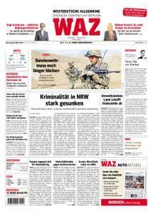 WAZ Westdeutsche Allgemeine Zeitung Oberhausen-Sterkrade - 08. März 2018