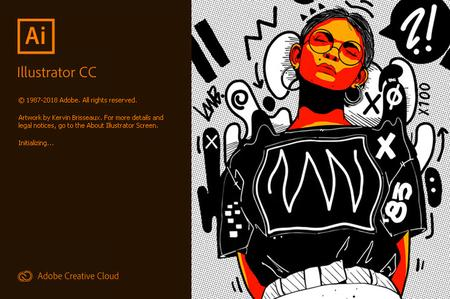 Adobe Illustrator CC 2019 v23.0.5.625 (x64) Pre-release Multilingual