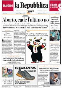 la Repubblica - 8 Agosto 2020
