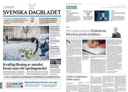 Svenska Dagbladet – 09 januari 2018