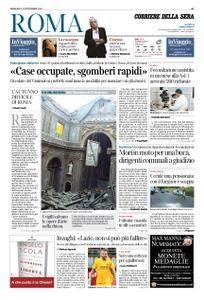 Corriere della Sera Roma – 02 settembre 2018