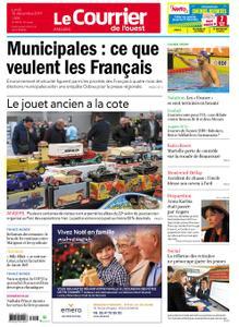 Le Courrier de l'Ouest Angers – 16 décembre 2019