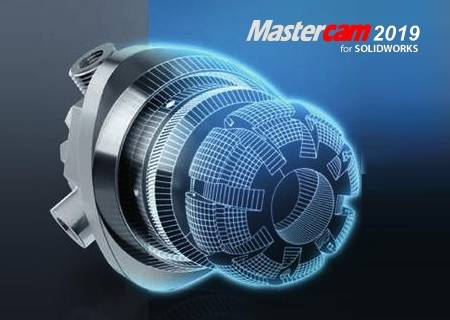 Mastercam 2019 version 21 0 17350 10 for SolidWorks 2010-2018 / AvaxHome