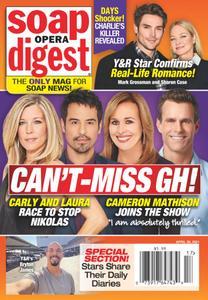 Soap Opera Digest - April 26, 2021
