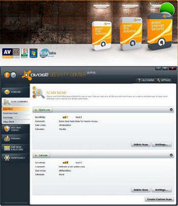 Avast! Antivirus Pro 5.0.492