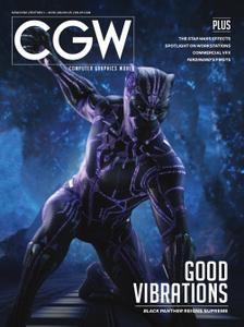 Computer Graphics World - Edition 1, 2018