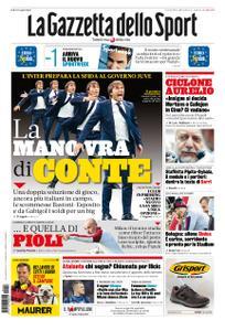 La Gazzetta dello Sport Bergamo – 18 ottobre 2019