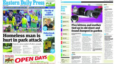 Eastern Daily Press – August 19, 2019