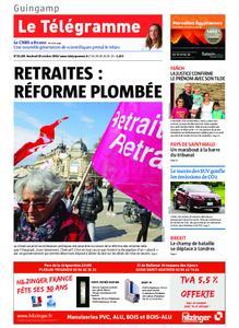 Le Télégramme Guingamp – 18 octobre 2019