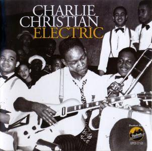 Charlie Christian - Electric (2011) [Recorded 1939-1940] Re-Up