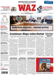 WAZ Westdeutsche Allgemeine Zeitung Buer - 28. Juni 2019