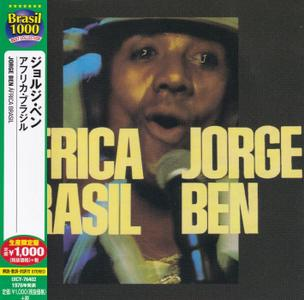 Jorge Ben - Africa Brasil (1976) {Philips Japan}
