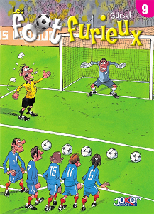 Les Foot Furieux - Tome 9