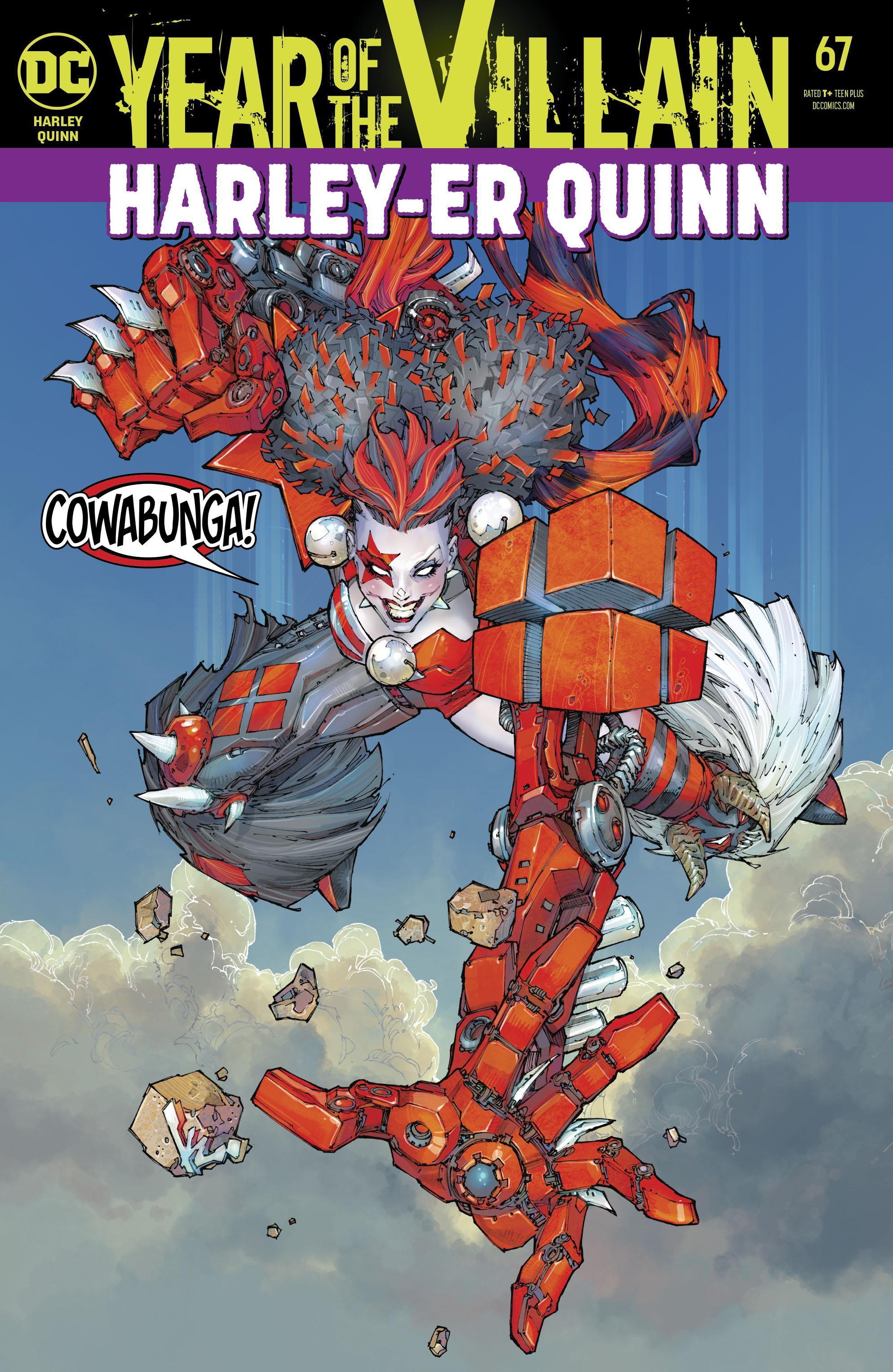 Harley Quinn 067 2020 Digital Zone