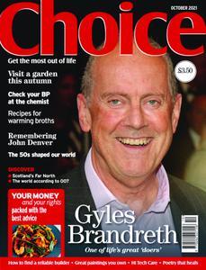 Choice Magazine – October 2021