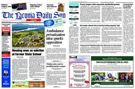 The Laconia Daily Sun – June 05, 2018