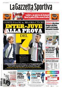 La Gazzetta dello Sport Bergamo – 29 settembre 2019