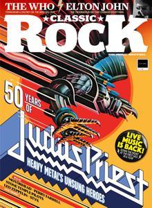 Classic Rock UK - August 2021