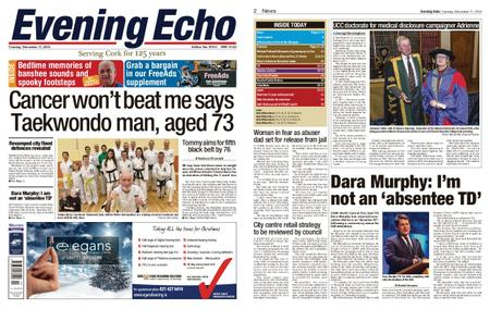 Evening Echo – December 11, 2018