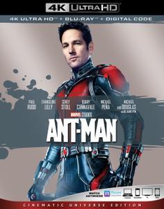 Ant-Man (2015) [4K, Ultra HD]