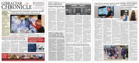 Gibraltar Chronicle – 25 September 2021