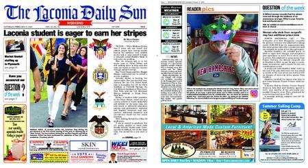 The Laconia Daily Sun – February 22, 2020