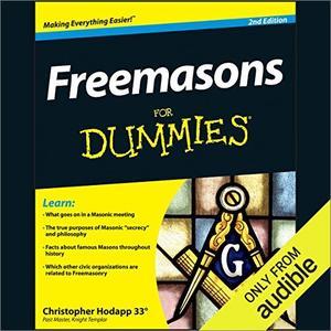 Freemasons for Dummies, 2nd Edition [Audiobook]