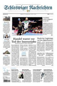 Schleswiger Nachrichten - 10. Januar 2020