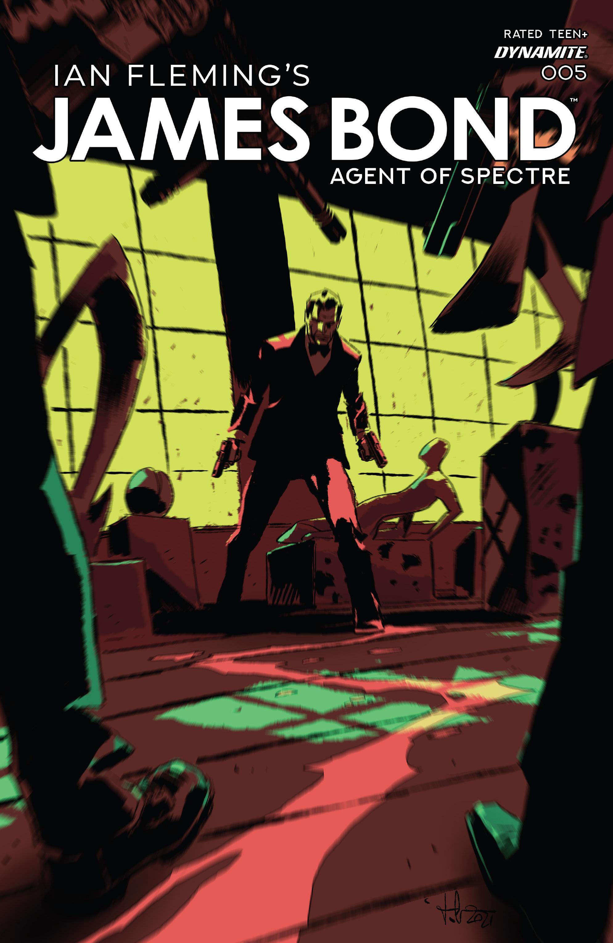 James Bond - Agent of Spectre 005 (2021) (digital) (Son of Ultron-Empire