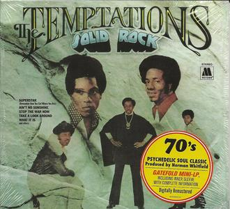 The Temptations - Solid Rock (1972) [2018, Digitally Remastered]