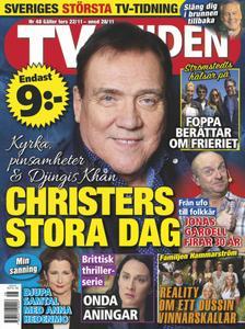 TV-guiden – 22 November 2018