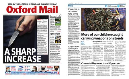 Oxford Mail – June 15, 2020