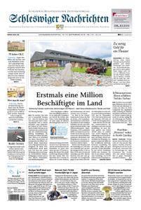 Schleswiger Nachrichten - 15. September 2018